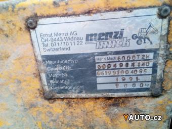 Prodám Menzi Muck Menzi Muck - kráčející rypadlo