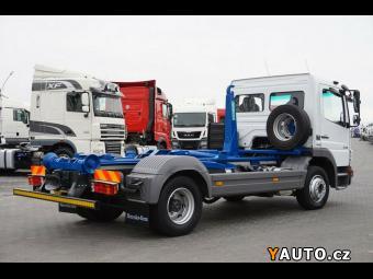 Prodám Mercedes-Benz Atego 1218 - nosič kontejnerů