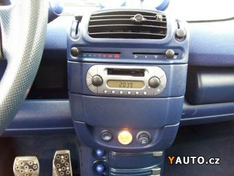 Prodám Smart Fortwo 0,6i klima automat