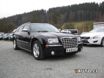 Prodám Chrysler 300C Touring 3.0 CRD 2009