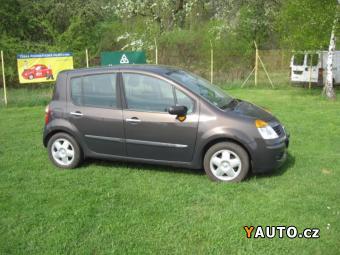 Prodám Renault Modus 1.2 16V Klíma