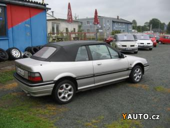 Prodám Rover 200 216 Kabrio