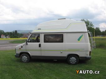 Prodám Peugeot J5 2.5 D 5 MÍST OBYTNÝ