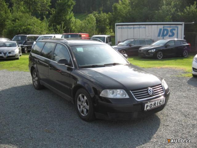Prodám Volkswagen Passat 2.0 TDi 100 kW