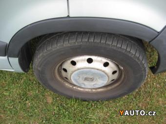 Prodám Opel Movano 2.5 DTi L3H23.5. T