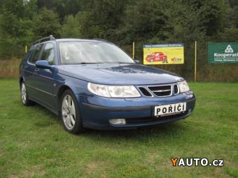Prodám Saab 9-5 2.2 tid Automat