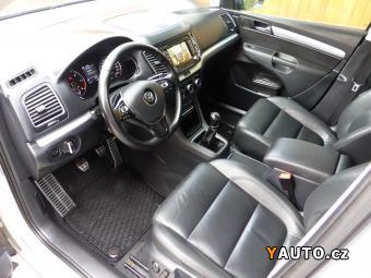 Prodám Volkswagen Sharan 2.0 TDI HIGHLINE NAVI TAŽNÉ AL
