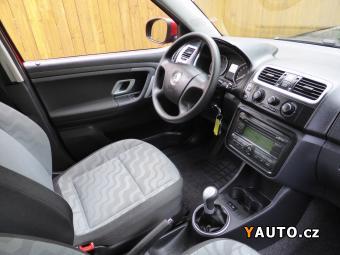 Prodám Škoda Fabia 1.4i16V 63KW 8xAIRBAG ASR ESP