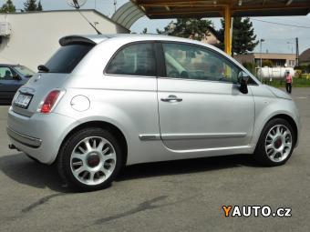 Prodám Fiat 500 1.3 JTD 55kW 2008 DIGIKLIMA KŮ