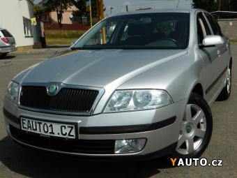 Prodám Škoda Octavia 1.6MPI 75kW KLIMATRONIC VYHŘÍV