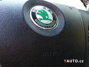 Prodám Škoda Octavia 1.6 MPI KLIMATRONIC TEMPOMAT