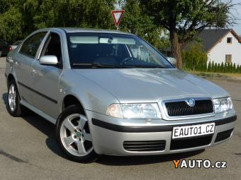 Prodám Škoda Octavia 1.8T 20V TURBO 4x4 XENON TAŽNÉ