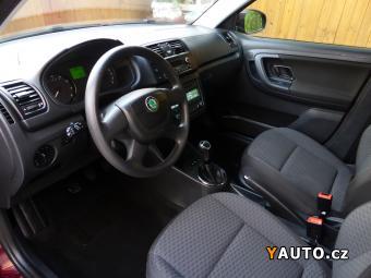 Prodám Škoda Fabia II COMBI 2011 1.2TSI 63kW