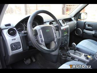Prodám Land Rover Discovery Discovery 3 2, 7 TDV6 SE