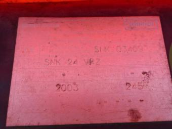 Prodám  SNK 24 v. č. SNK 03409 Sněhový