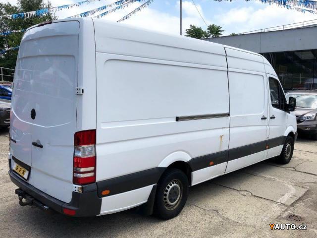 prod m mercedes benz sprinter 316 lpg leasing prodej. Black Bedroom Furniture Sets. Home Design Ideas