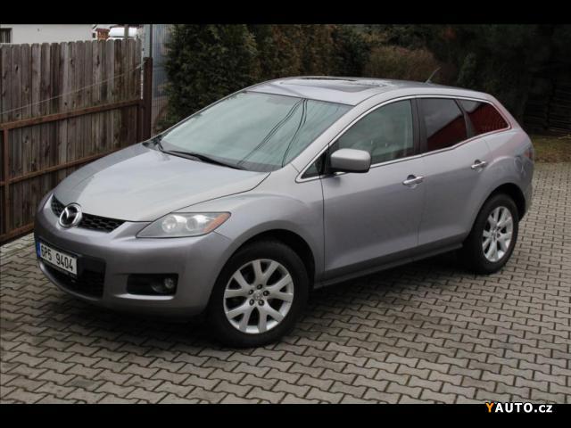 Prodám Mazda CX-7 2,3 turbo AWD - KŮŽE - AUTOMA