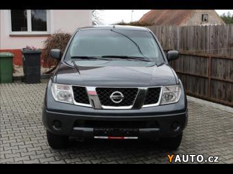 Prodám Nissan Navara 2,5 dci hard top-ALU-uzávěrka