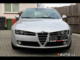 Prodám Alfa Romeo 159 2,0 JTDm Distinctive NAVI 125
