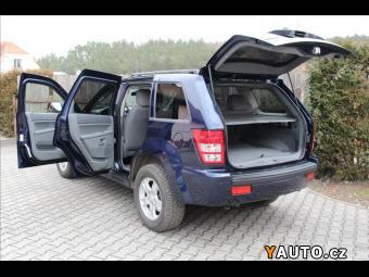 Prodám Jeep Grand Cherokee 3,0 CRD V6 LAREDO - Rezervace