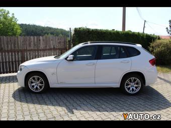 Prodám BMW X1 2,0 18d xDrive Mpaket XENON