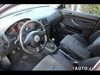 Prodám Volkswagen Golf 1,9 TDI Generation