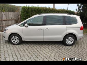 Prodám Volkswagen Sharan 2,0 TDI Comfortline 7-míst