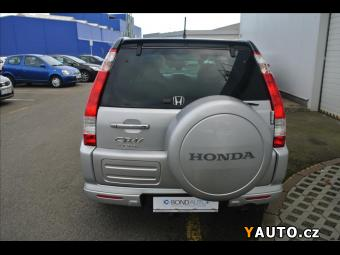 Prodám Honda CR-V 2,2 CDTi, CZ, 1. MAJ. klima 4x4