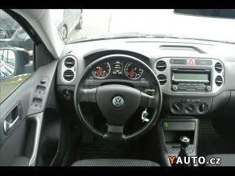Prodám Volkswagen Tiguan 1,4 CZ, 1. MAJ, klima TSI Trend