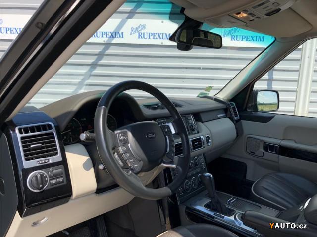 Prodám Land Rover Range Rover 3,6 TD Vogue ČR