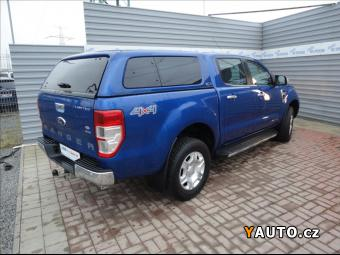 Prodám Ford Ranger 2,2 TDCI Limited 4x4 automat
