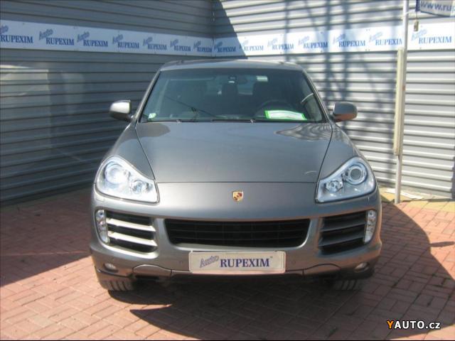 Prodám Porsche Cayenne 3,6 V6