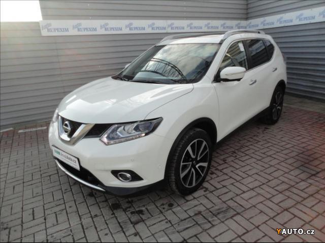 Prodám Nissan X-Trail 1,6 DCI Tekna X-Tronic