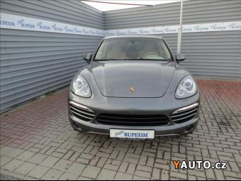 Prodám Porsche Cayenne 3,0 D V6 automat, vzduch podv.