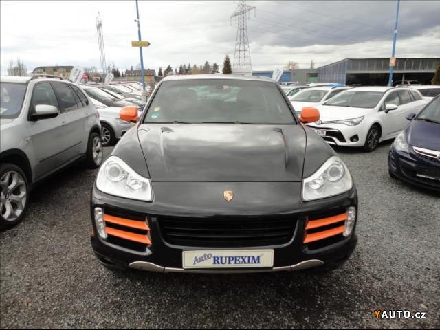 Prodám Porsche Cayenne 3,0 D V6 vzduch podvozek