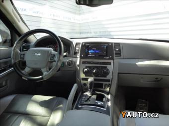 Prodám Jeep Grand Cherokee 4,7 i LPG