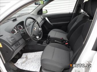 Prodám Chevrolet Aveo 1,2 i klima