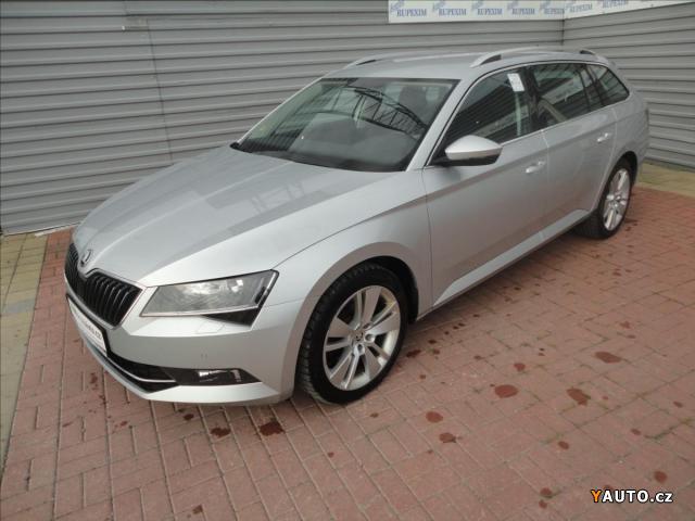 Prodám Škoda Superb 2,0 TDI Style