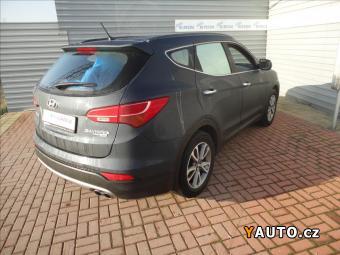 Prodám Hyundai Santa Fe 2,2 CRDi Style 4x4