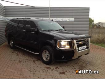 Prodám Chevrolet Suburban 6,0 K2500 LT LPG