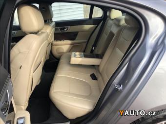 Prodám Jaguar XF 3,0 V6D Lux automat Nav
