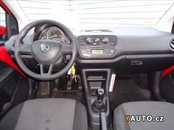 Prodám Škoda Citigo 1,0 CNG Ambition G-TEC