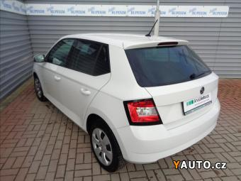 Prodám Škoda Fabia 1,4 TDI Ambition