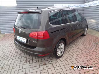Prodám Volkswagen Sharan 2,0 TDI Highline 4Motion
