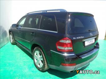 Prodám Mercedes-Benz GL 4,0 420 CDI 4Matic ČR