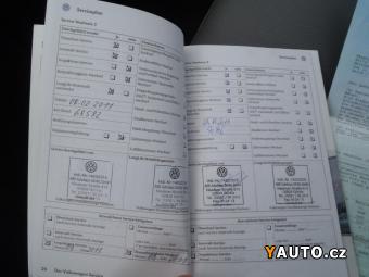 Prodám Volkswagen Transporter 1.9TDi 9 míst Servisní kniha