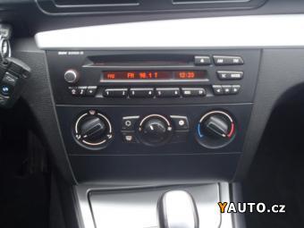 Prodám BMW Řada 1 118d Automat Klimatizace