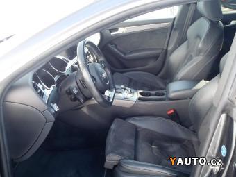 Prodám Audi A5 3.0TDi Quattro Sline Alcantara