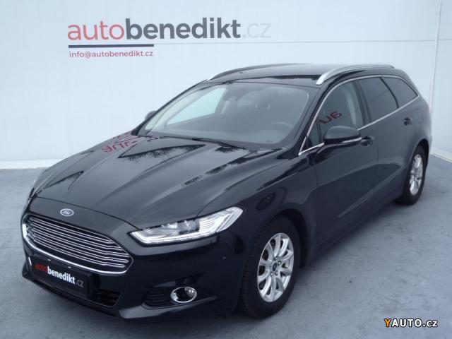 Prodám Ford Mondeo 2.0TDCi 1. Majitel Full Led