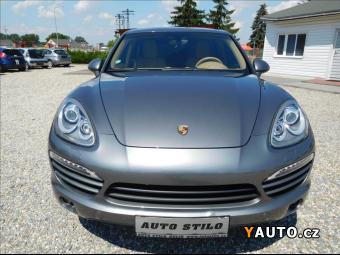 Prodám Porsche Cayenne 3,0 TDI PĚKNÝ PŮVODNÍ STAV